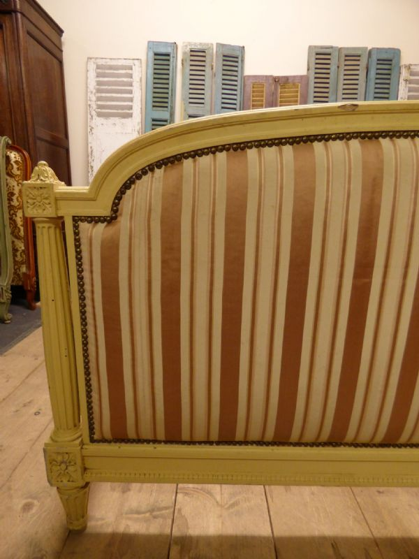 Antique King Size French Bed -  ca31